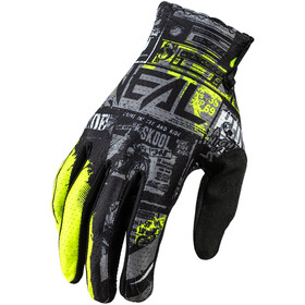 O'Neal Matrix Guantes Villain, ride-black/neon yellow